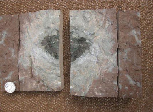 W szwedzkim kamieniołomie znaleziono nieznany kawałek skały