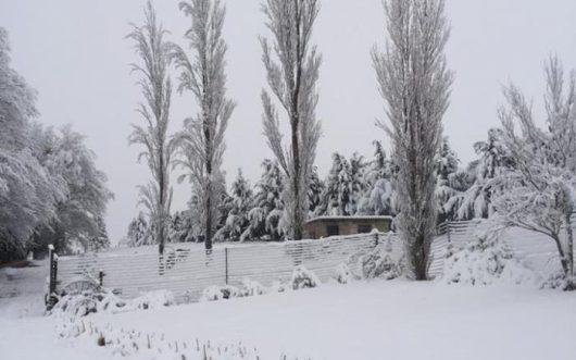 Śnieg i ogromne ulewy w Afryce Południowej -6