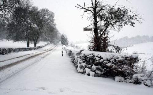 Śnieg i ogromne ulewy w Afryce Południowej -7