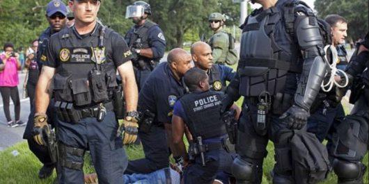 Baton Rouge, USA - W strzelaninie zginęło trzech policjantów -2