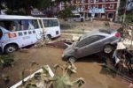 Chiny - Pekin sparaliżowany, pada bez przerwy od kilku dni -17