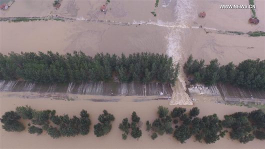 Chiny - Pekin sparaliżowany, pada bez przerwy od kilku dni -20