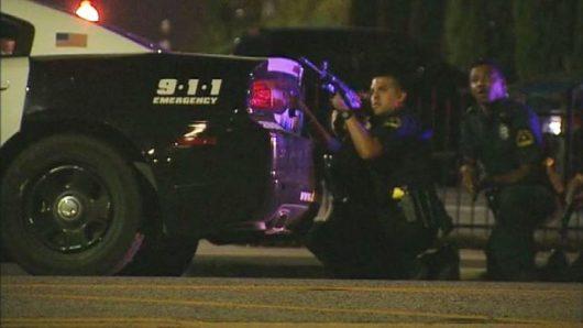 Dallas, USA - Podczas demonstracji przeciwko brutalności policji snajperzy postrzelili 11 policjantów specjalnej jednostki SWAT -3