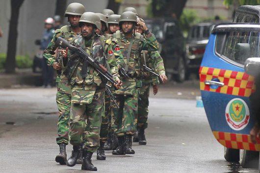 Dhaka, Bangladesz - Terroryści zabili 20 zakładników przetrzymywanych w restauracji
