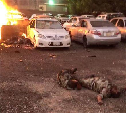 Eksplozje w trzech miastach Arabii Saudyjskiej -2
