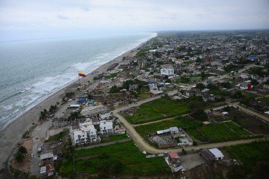 Ekwador - Dwa trzęsienia ziemi o sile 5.8 i 6.3 w skali Richtera -2