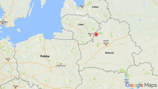 Elektrownia atomowa powstaje w obwodzie grodzieńskim, graniczącym z Polską