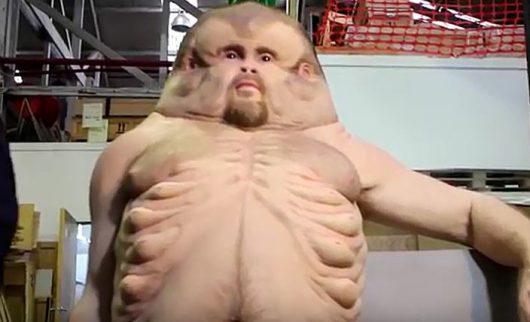 Graham - człowiek stworzony do wypadków samochodowych 3