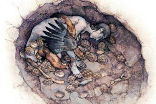 Izrael - Znaleziono tajemniczy grób, który może mieć nawet 12 tysięcy lat -2