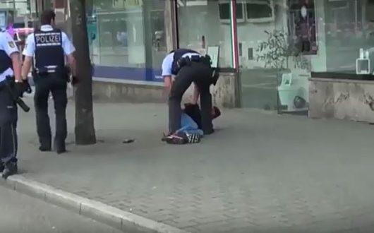 Napastnik zabił Polkę i zranił pięć osób