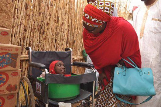 Nigeria - Tajemnicza choroba spowodowała nierozwinięcie się kończyn -4