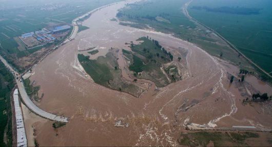 Powódź w Chinach, Xingtai