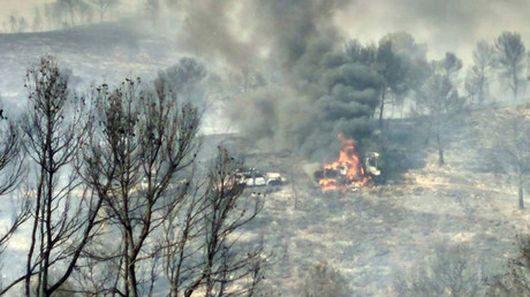 Rosja - Na Syberii rozbił się samolot gaszący las -2