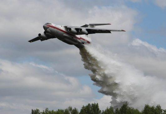 Rosja - Na Syberii rozbił się samolot gaszący las