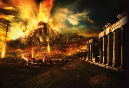 Rzym może spotkać los podobny do Pompejów