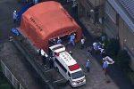 Sagamihara, Japonia - Nożownik zabił 19 pacjentów ośrodka dla osób z upośledzeniem umysłowym -1
