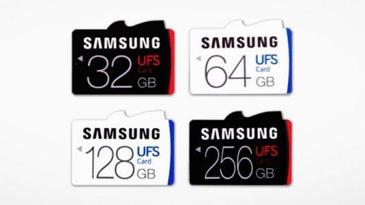 Samsung UFS -2