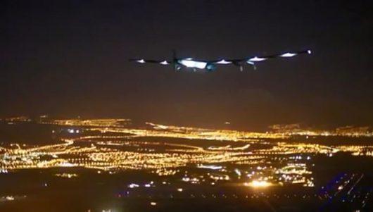 Solar Impulse 2 kończy ostatni etap lotu dookoła świata 1