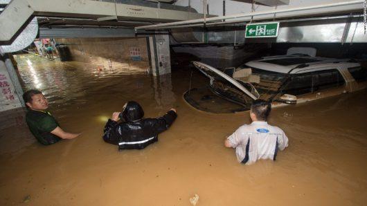 Tajfun Nepartak dotarł do Chin, ewakuowano ponad 422 tysiące osób -5