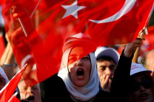 Turcja - Stan wyjątkowy