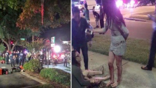 USA - Strzelanina na parkingu klubu w Fort Myers