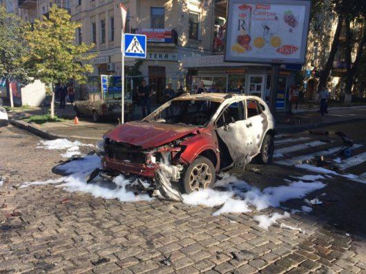 Ukraina - Zamach w Kijowie, zginął dziennikarz Paweł Szeremet -2