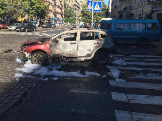 Ukraina - Zamach w Kijowie, zginął dziennikarz Paweł Szeremet -3