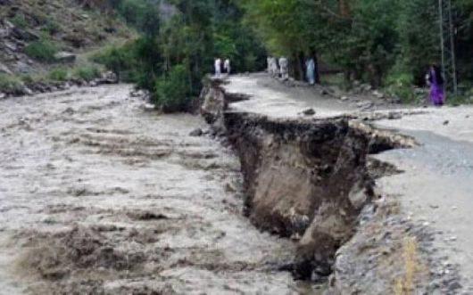 Ulewne deszcze nad Pakistanem zabiły co najmniej 31 osób -3