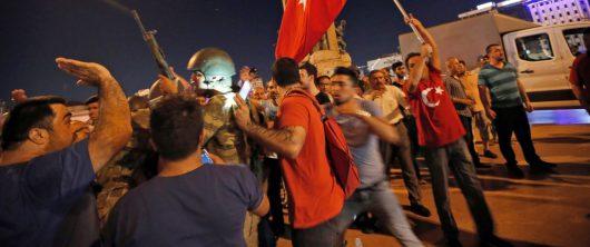 Zamach stanu - Turcja -1