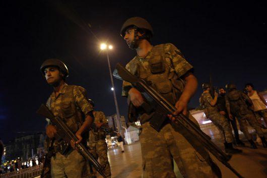 Zamach stanu - Turcja -10