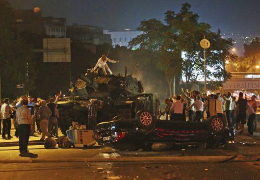 Zamach stanu - Turcja -11