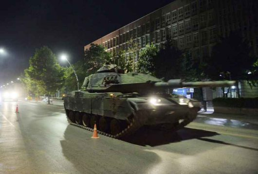 Zamach stanu - Turcja -13