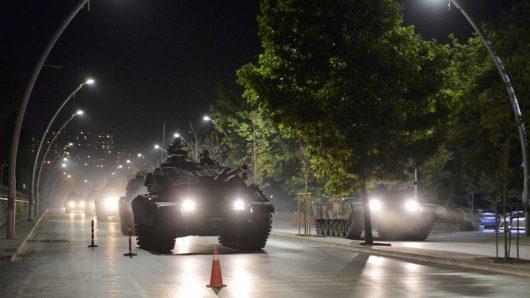 Zamach stanu - Turcja -3