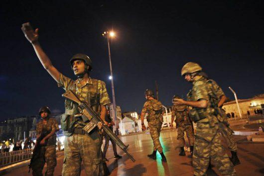 Zamach stanu - Turcja -6