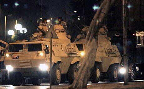 Zamach stanu - Turcja -7