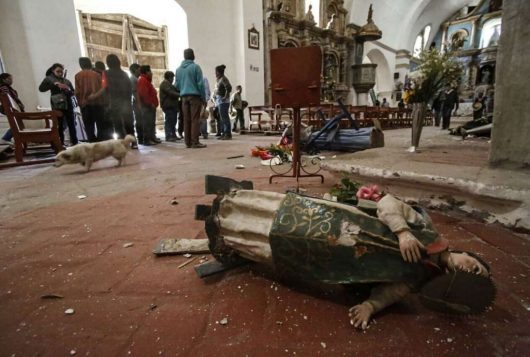 Chivay, Peru - Trzęsienie ziemi o sile 5.4, zawaliło się co najmniej 120 budynków -4
