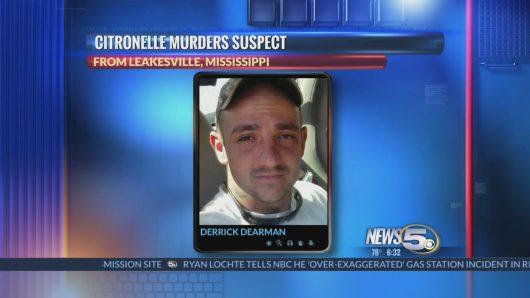 Citronelle, USA - Zamordował brutalnie 5 osób, w tym kobietę w ciąży -2