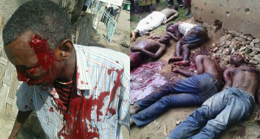 Etiopia - Służby bezpieczeństwa zaczęły strzelać do ludzi w antyrządowej demonstracji -1