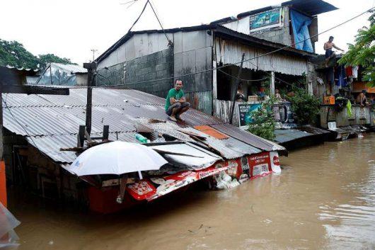 Filipiny - Siedemdziesiąt tysięcy osób ewakuowanych -4