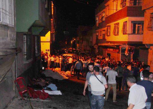 Gaziantep, Turcja - Zamachu bombowego na weselu dokonał nastolatek w wieku od 12 do 14 lat -2