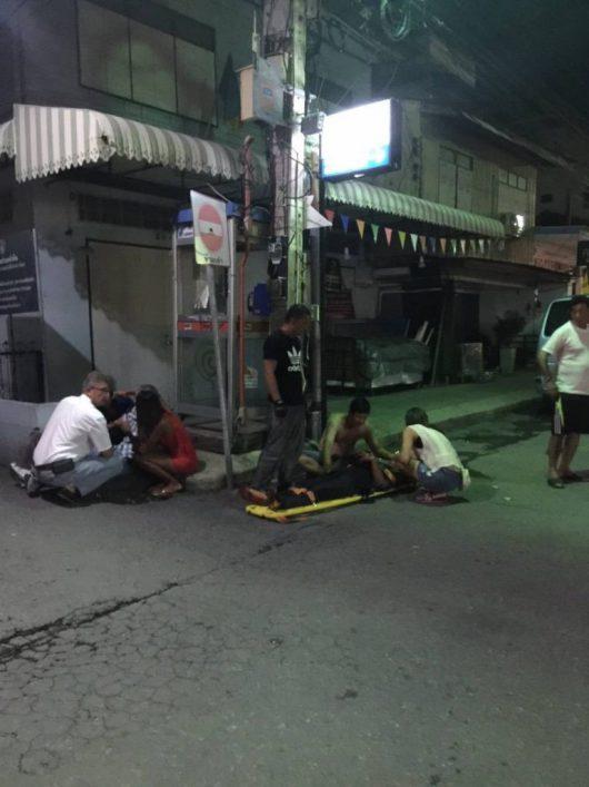 Hua Hin, Tajlandia - Dwie bomby eksplodowały w donicach -3