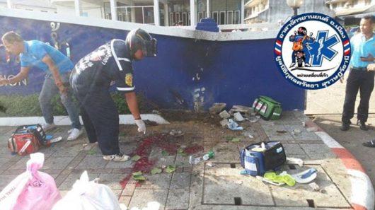 Kolejne eksplozje w Tajlandii, w Surat Thani wybuchły kolejne bomby -4