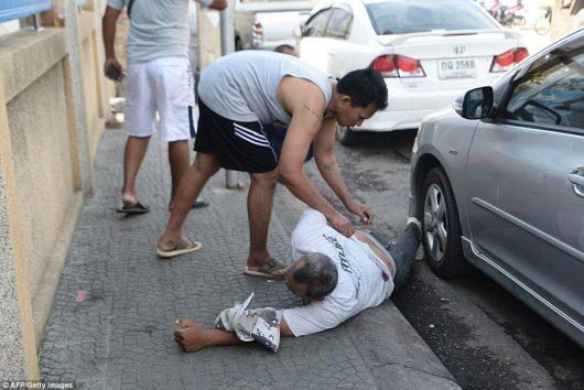 Kolejne eksplozje w Tajlandii, w Surat Thani wybuchły kolejne bomby -8