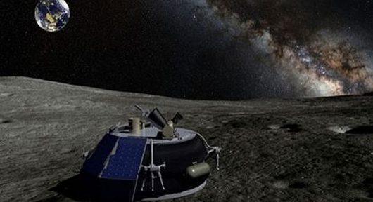 Lądownik na Księżycu/ Moon Exspress