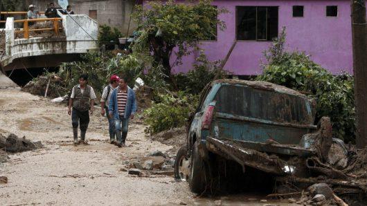 Meksyk - Huragan Earl zabił co najmniej 39 osób -3