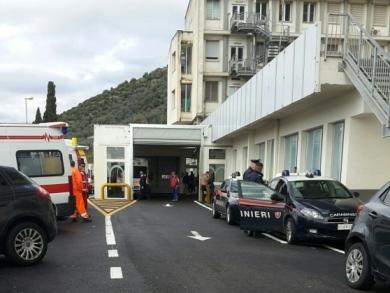 Salerno, Włochy - Polak pobił Somalijkę