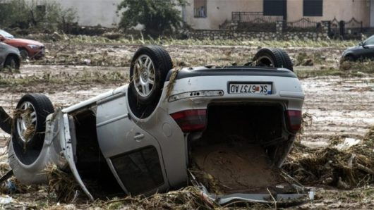 Skopje, Macedonia - Co najmniej 20 osób zginęło podczas nawałnicy -10
