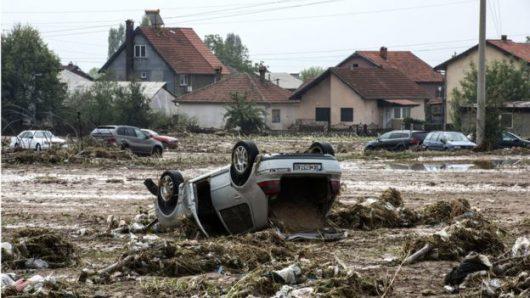 Skopje, Macedonia - Co najmniej 20 osób zginęło podczas nawałnicy -5