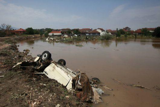 Skopje, Macedonia - Co najmniej 20 osób zginęło podczas nawałnicy -8