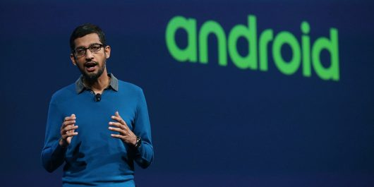 Sundar Pichai, prezes Google'a